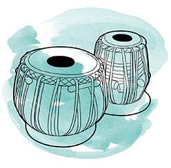 blue-tabla