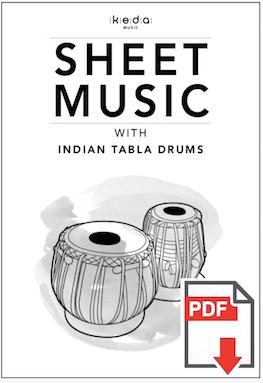 Sheet Music – Keda Music